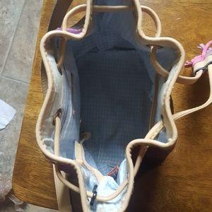 46f2833fcfd6 Dooney   Bourke small drawstring bucket bag